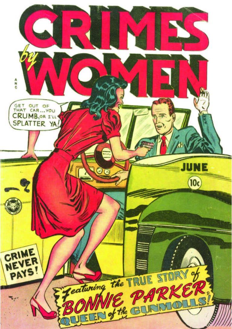 Crimes By Women (June 1948)