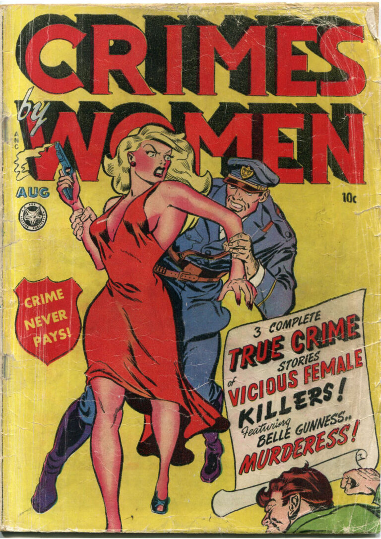 Crimes by Women (August 1948)